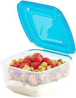 Mr Lid Premium Food Storage Container, 2 Cup (16oz), 2 Count