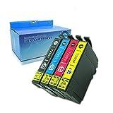 4 x caidi con nuevo Chip actualizado Epson 29 XL Cartuchos de tinta compatible con Epson Expression Home XP-332 XP-335 XP-235 XP-432 XP-435 xp-245 xp-247 xp-342 xp-345 xp-442 xp-445 XP-330