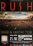Rush - Snakes & Arrows, Mannheim 2007 »