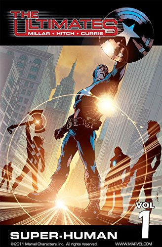 Ultimates Vol. 1: Super-Human (The Ultimates trade paperbacks series) (English Edition)