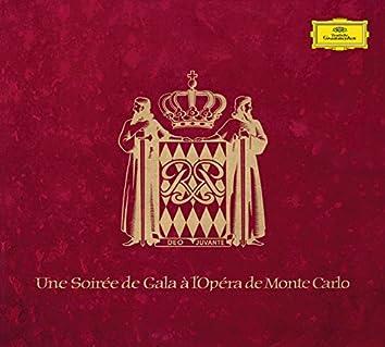 Gala Evening at the Monte Carlo Opera