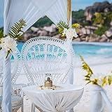 Relaxdays Muschel Deko Mix, Set mit Meeresschnecken, Dekomuscheln, echte Stranddeko zum Basteln, Badezimmer, 500 g, bunt - 5