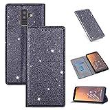 Accessoires de téléphonie Mobile Ljr pour Samsung Galaxy A6 + / J8 (2018) Étui en Cuir Horizontal...
