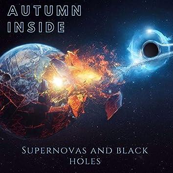 Supernovas and Black Holes