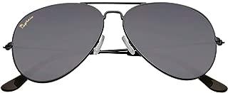 Nasco Estilosas Piloto Gafas de Sol Alta Calidad Montura Metálica Lentes Polarizadas protección UV400 Hombres Mujeres