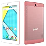 Plum Optimax 12 - Tablet Phone Phablet 4G GSM Unlocked 7' Display Android Dual Camera ATT Tmobile Metro Cricket Mint Straight Talk