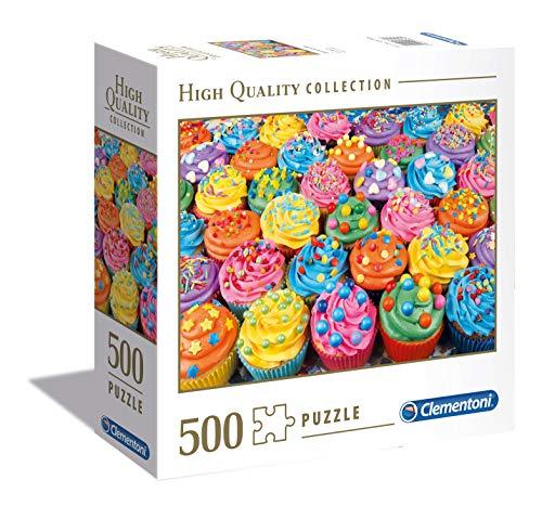 Puzzles  cupcakes