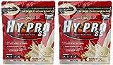 All stars Hy-Pro 85 Beutel Doppelpack (2 x 500 g) Vanille, 1er Pack (1 x 1 kg) -