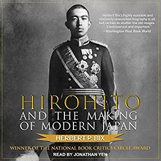 Hirohito and the Making of Modern Japan cover art