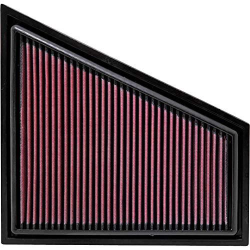 K&N 33-2964 Filtro de Aire Coche, Lavable y Reutilizable