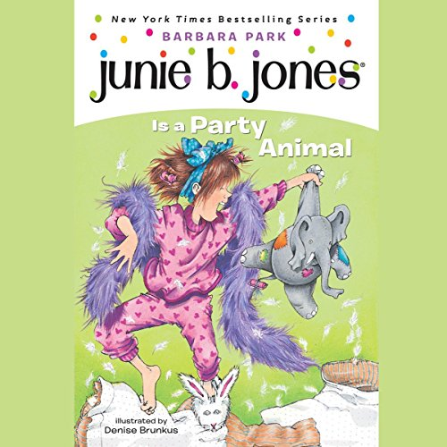 Junie B. Jones Is a Party Animal Titelbild
