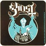 Ghost Coaster Opus Eponymous Official 9.5Cm X 9.5Cm Single Cork