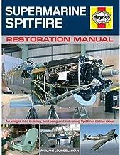 supermarine spitfire restoration