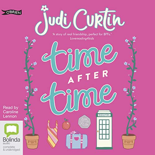Time After Time cover art