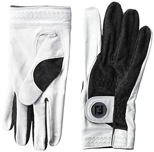 FootJoy StaSof Winter Gloves, Pearl, Cadet Medium/Large