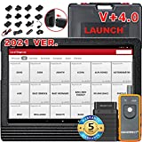 LAUNCH X431 V+ PRO 4.0 2021 Elite Ver. All System Diagnostic Scanner, 31+ Reset, ECU Online Coding, Odometer Write, Bi-Directional, Variant Coding, IMMO, AutoAuth for FCA SGW,TPMS as Gift, Free Update