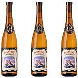 Granbazan Vino Blanco Don Alvaro De Bazán - 3 botellas x 750ml - total: 2250 ml