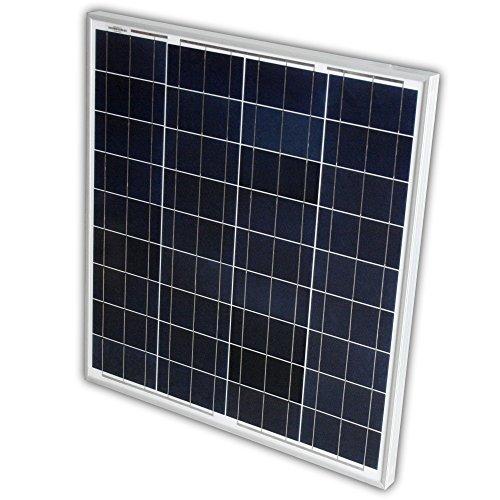 Solarpanel Solarmodul 65W 12Volt Poly
