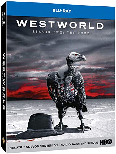 Westworld Temporada 2 Blu-Ray [Blu-ray]