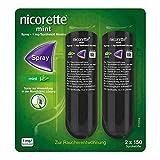 Nicorette Mint Spray 1 mg/Spr�hsto�, 2 St