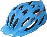 Limar 757MTB casco da bicicletta, Unisex, Fahrradhelm 757 MTB, Matt Blue Orange, M (52 - 57 cm)