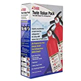 Best Home Fire Extinguishers - Kidde Multipurpose Fire Extinguishers, 2 Pack, Red Review
