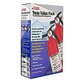 Kidde Multipurpose Fire Extinguishers, 2 Pack, Red
