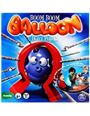Boom Boom Balloon Challenge Game Toy with your friends