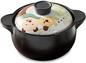 Cooker Pot Casserole Terracotta stew clay casserole pot Ceramic casserole clay saucepan - heat storage energy efficient he...