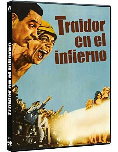 Traidor en el Infierno (1953) (Poster Clásico) [DVD]