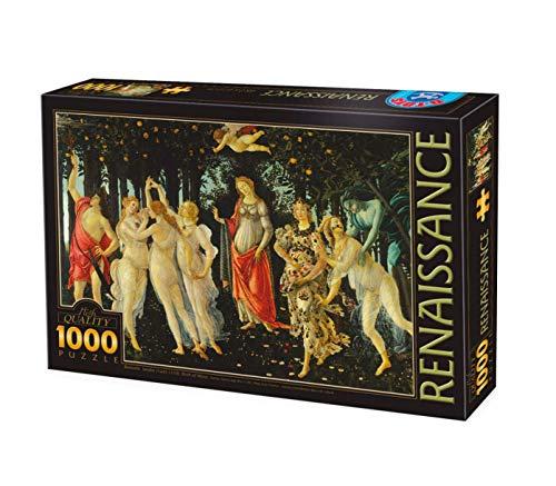 D-Toys 66954 RN05 - Puzzle, 1000 pezzi
