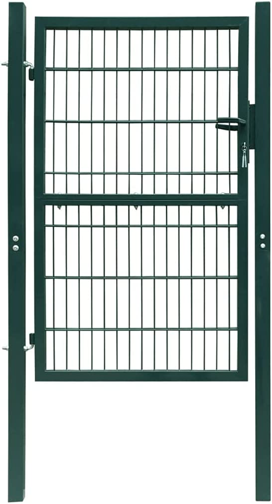 Priority Delivery Outdoor Garden Corrosion-Resista Gate Stable Time sale Fresno Mall