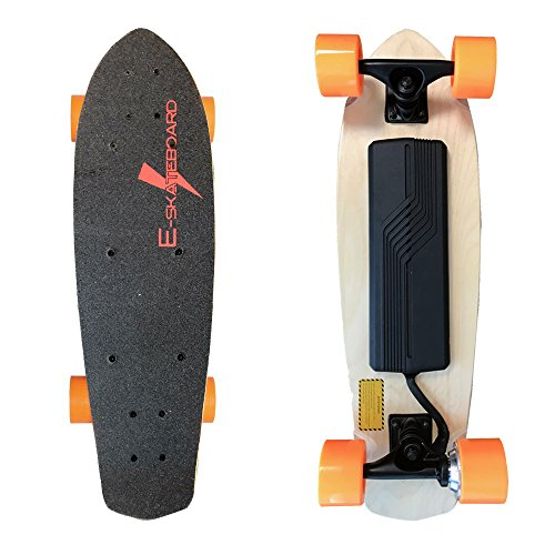 Electric Skateboard, E-skateboard, Motorized Skateboard Penny Board 300W Electric Skateboard Max...