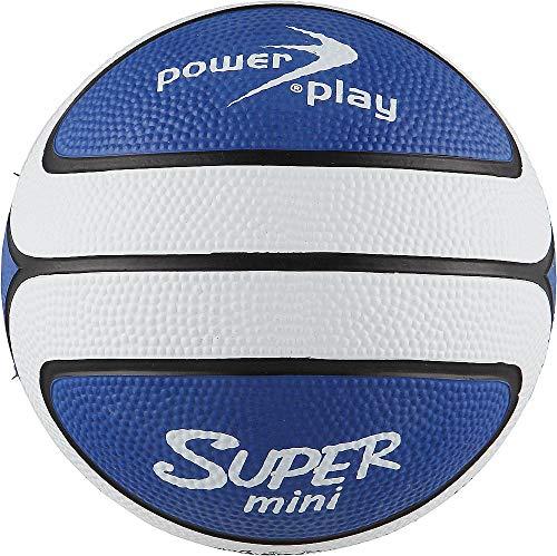 V3Tec SUPER 14 - Minibalón de baloncesto, color azul y blanco, color azul y blanco, tamaño 1