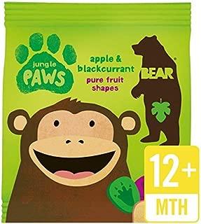 Bear Fruit Paws Jungle Apple & Blackcurrant - 20g