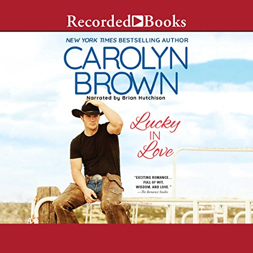 Lucky in Love audiobook cover art