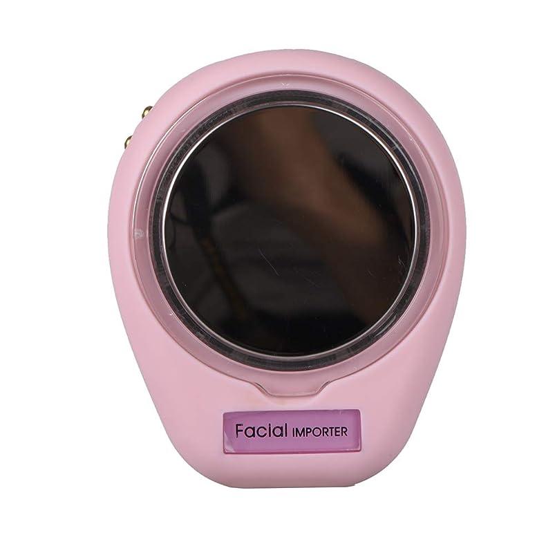 ゆりかごハウジング理想的冷温センサー、毛穴を広げて汚れを取り除き、吸収を促進 - LEDカラーマスク
