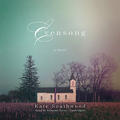 Evensong audiobook cover art