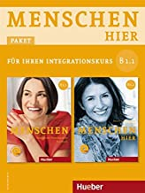 Menschen hier B1/1. Paket: Kursbuch mit DVD-ROM und Arbeitsbuch mit Audio-CD: Deutsch als Zweitsprache / Paket: Kursbuch