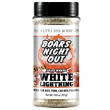 Boars Night Out Spicy White Lightning
