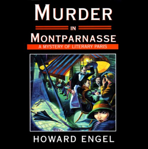 Murder in Montparnasse: A Mystery of Literary Paris copertina