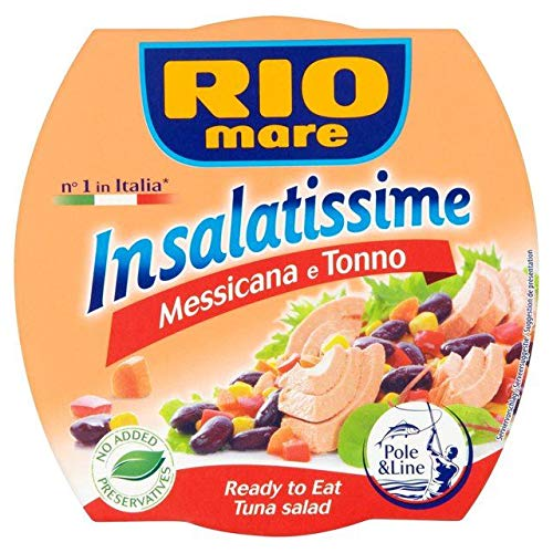 Rio Mare Thunfischsalat Mexikanischen Stil 160G
