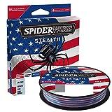 SpiderWire Stealth Superline Fishing Line American Camo,...