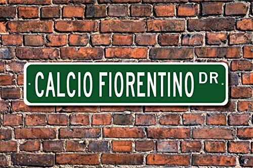 Unknow Calcio Fiorentino, Calcio Fiorentino, Cartello Calcio Fiorentino, Cartello Calcio Fiorentino, Targa in metallo di qualità