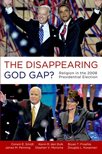 The Disappearing God Gap?: Religion in the 2008 Presidential Election (English Edition)