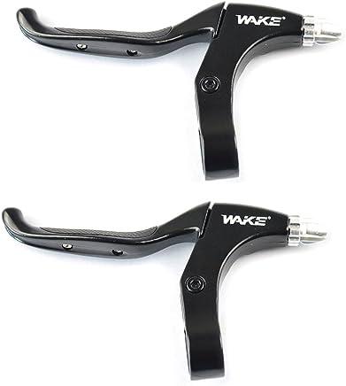Brightstars88 2Pcs Aluminium Alloy Mountain Bicycle Bike Handle Brake Lever Caliper Gear Tool