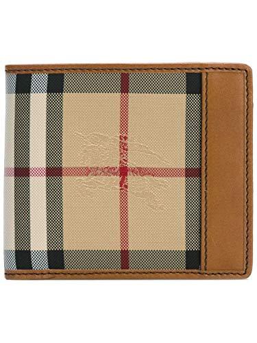 Luxury Fashion   Burberry Heren 3938200 Bruin Leer Portemonnees   Herfst-winter 19