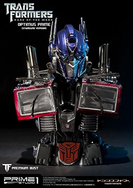 mejor servicio Premium bust   Transformers   Dark of of of the Moon  Optimus Prime Polystone bust PBTFM-02  ahorra 50% -75% de descuento
