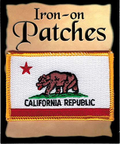 Made in the USA 3.5 x 2.25 Inches Superior Quality Iron-On // Saw-On Embroidered Patch parche The Flag of MEXICO Patch parche Each one is individually carded and sealed in a professional retail package