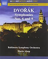 Dvorak: Symphony Nos. 6 and 9 (Blu Ray Audio) by Baltimore Symphony Orchestra (2011-01-27)